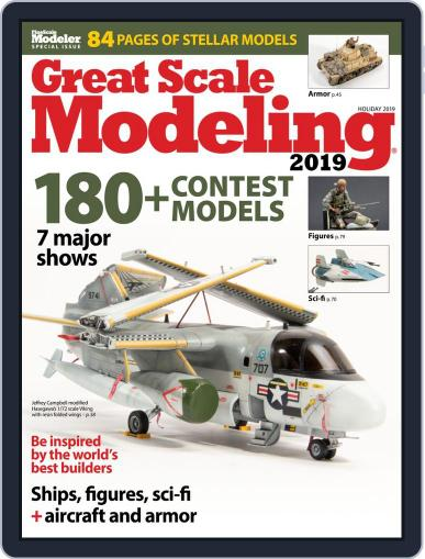 Great Scale Modeling 2019 Magazine (Digital) November 7th, 2019 Issue Cover