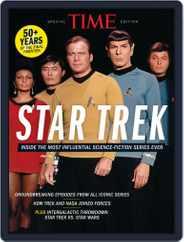 TIME Star Trek Magazine (Digital) Subscription October 25th, 2019 Issue