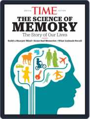 TIME The Science of Memory Magazine (Digital) Subscription August 9th, 2019 Issue