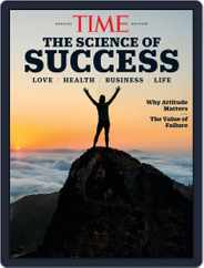 TIME The Science of Success Magazine (Digital) Subscription December 6th, 2019 Issue