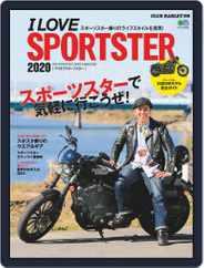 I LOVE SPORTSTER 2020 Magazine (Digital) Subscription January 31st, 2020 Issue