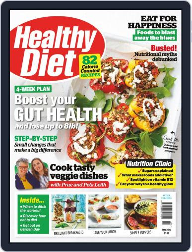 Healthy Diet May 1st, 2020 Digital Back Issue Cover