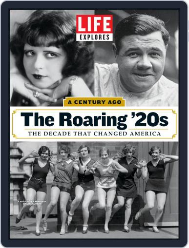 LIFE Explores The Roaring 20's January 8th, 2020 Digital Back Issue Cover