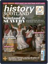 History Scotland Magazine (Digital) Subscription May 1st, 2021 Issue