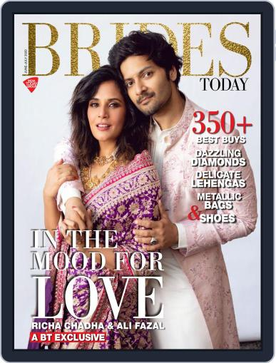 Brides Today Magazine (Digital) July 1st, 2020 Issue Cover