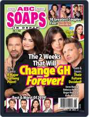 ABC Soaps In Depth (Digital) Subscription December 2nd, 2019 Issue