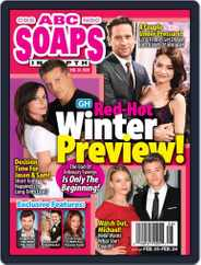 ABC Soaps In Depth (Digital) Subscription February 24th, 2020 Issue
