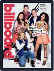 Billboard (Digital) Subscription October 29th, 2016 Issue