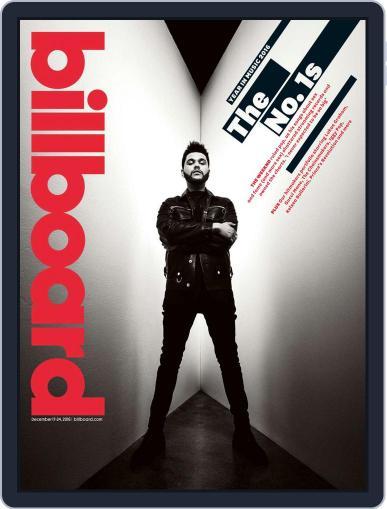 Billboard (Digital) December 17th, 2016 Issue Cover