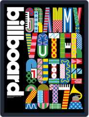 Billboard (Digital) Subscription December 31st, 2016 Issue