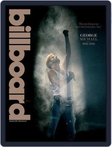 Billboard (Digital) January 14th, 2017 Issue Cover