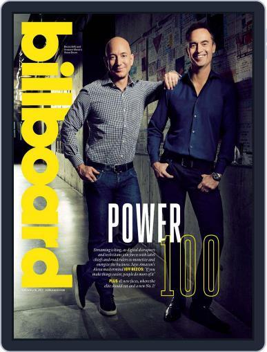 Billboard (Digital) February 18th, 2017 Issue Cover