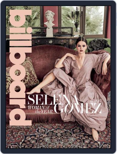Billboard (Digital) December 9th, 2017 Issue Cover