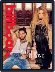 Billboard (Digital) Subscription April 20th, 2018 Issue