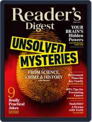 Reader's Digest (Digital) Subscription April 1st, 2019 Issue