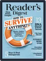 Reader's Digest (Digital) Subscription May 1st, 2019 Issue