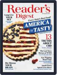 Reader's Digest (Digital) Subscription July 1st, 2019 Issue