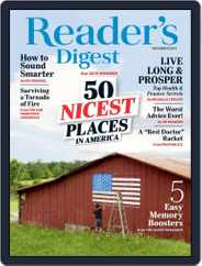 Reader's Digest (Digital) Subscription November 1st, 2019 Issue