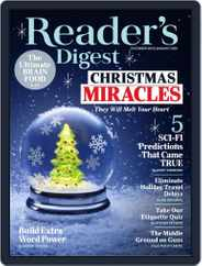 Reader's Digest (Digital) Subscription December 1st, 2019 Issue