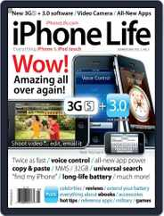 Iphone Life (Digital) Subscription June 24th, 2009 Issue