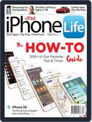 Iphone Life (Digital) Subscription April 13th, 2016 Issue