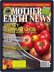 MOTHER EARTH NEWS (Digital) Subscription January 20th, 2010 Issue