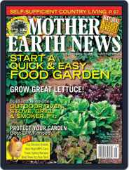 MOTHER EARTH NEWS (Digital) Subscription April 1st, 2010 Issue