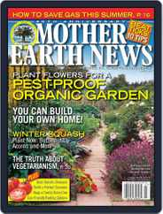 MOTHER EARTH NEWS (Digital) Subscription May 18th, 2010 Issue