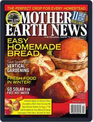 MOTHER EARTH NEWS (Digital) Subscription November 22nd, 2010 Issue