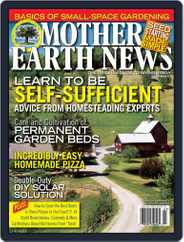 MOTHER EARTH NEWS (Digital) Subscription January 20th, 2012 Issue