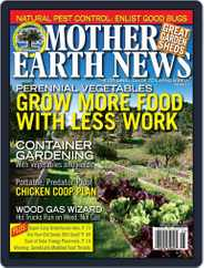 MOTHER EARTH NEWS (Digital) Subscription March 16th, 2012 Issue