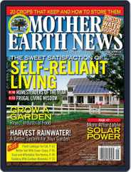 MOTHER EARTH NEWS (Digital) Subscription July 20th, 2012 Issue