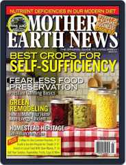 MOTHER EARTH NEWS (Digital) Subscription June 1st, 2013 Issue