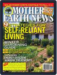MOTHER EARTH NEWS (Digital) Subscription October 1st, 2013 Issue