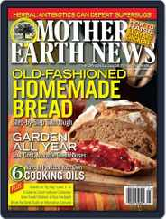 MOTHER EARTH NEWS (Digital) Subscription December 1st, 2013 Issue