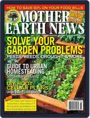 MOTHER EARTH NEWS (Digital) Subscription April 1st, 2014 Issue