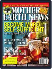 MOTHER EARTH NEWS (Digital) Subscription June 1st, 2016 Issue