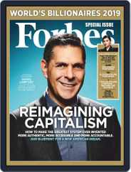 Forbes (Digital) Subscription March 31st, 2019 Issue