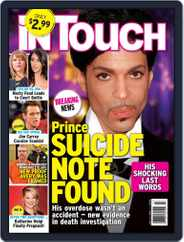 In Touch Weekly (Digital) Subscription July 4th, 2016 Issue