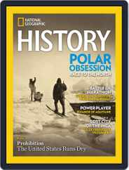 National Geographic History (Digital) Subscription January 1st, 2020 Issue