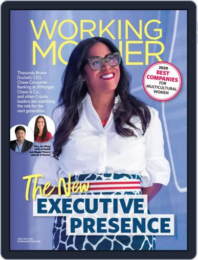 Working Mother Digital Magazine June 1st, 2020 Issue Cover