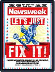 Newsweek (Digital) Subscription September 11th, 2011 Issue
