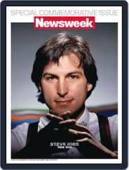 Newsweek (Digital) Subscription October 10th, 2011 Issue
