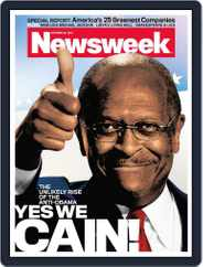 Newsweek (Digital) Subscription October 16th, 2011 Issue