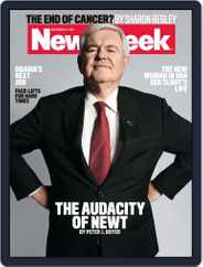 Newsweek (Digital) Subscription December 11th, 2011 Issue