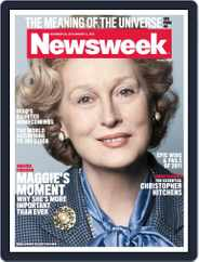 Newsweek (Digital) Subscription December 18th, 2011 Issue