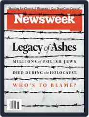 Newsweek (Digital) Subscription May 4th, 2018 Issue