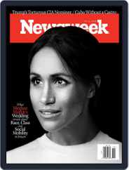 Newsweek (Digital) Subscription May 11th, 2018 Issue