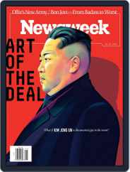 Newsweek (Digital) Subscription May 25th, 2018 Issue