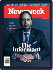 Newsweek (Digital) Subscription June 15th, 2018 Issue